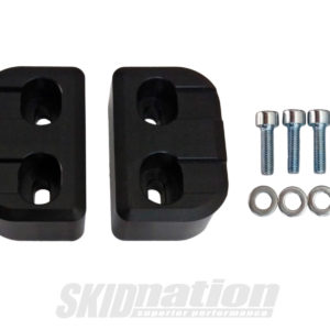 Mazda MX-5 and Fiat 124 Spider stiffening door bushings