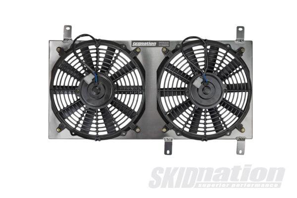 Mazda MX-5 NB SkidNation fan shroud front