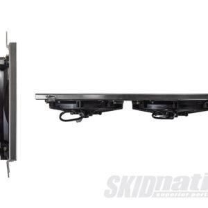 Mazda MX-5 NB SkidNation fan shroud top side