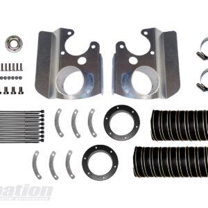 Mazda MX-5 Miata brake ducts kit