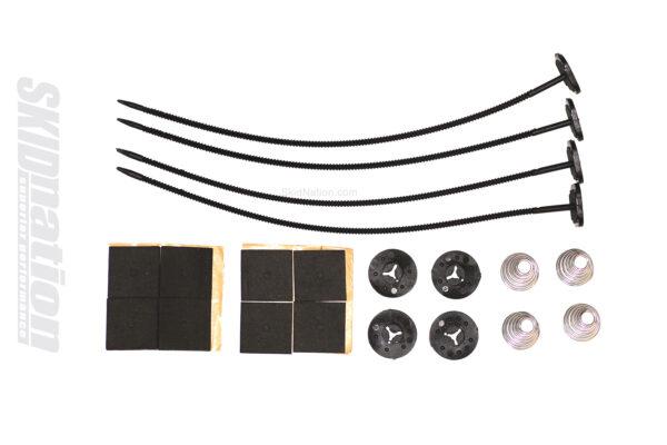 Radiator fan mounting kit Mazda MX-5 Miata